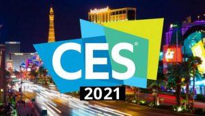 технологично събитие ces 2021