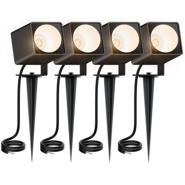LED прожектор с насочено осветление