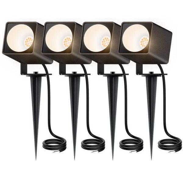 LED спот прожектор градински