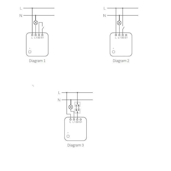 свързване на реле aqara без нулев проводник
