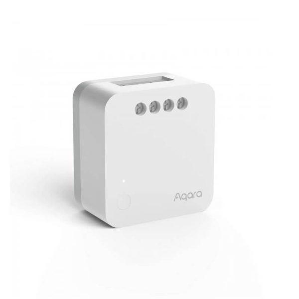 aqara модул без нулев проводник