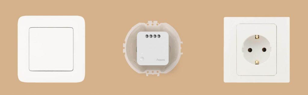 Акара модул Т1 за ключове и контакти
