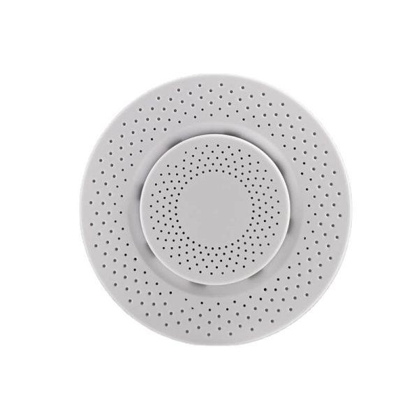 WiFi детектор за CO2 въглероден двуокис и формалдехид