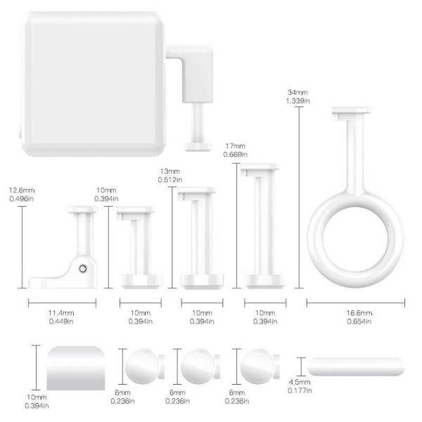 fingerbot размери на аксесоари