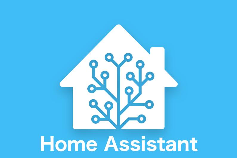 home assistant лого