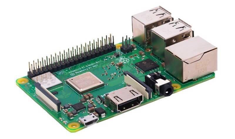 raspberry pi мини компютър