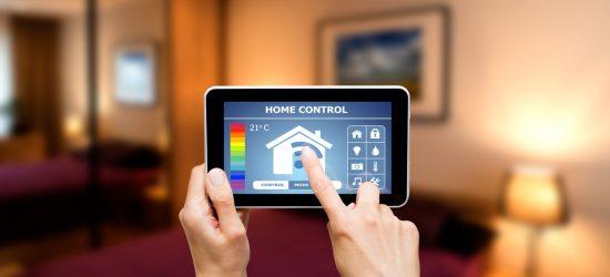 смарт къща интелигентен дом
